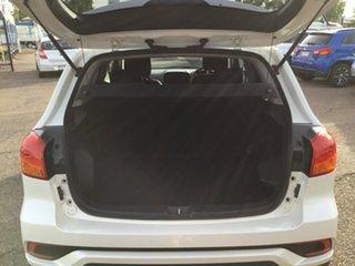 2018 Mitsubishi ASX ES (2WD) Wagon.