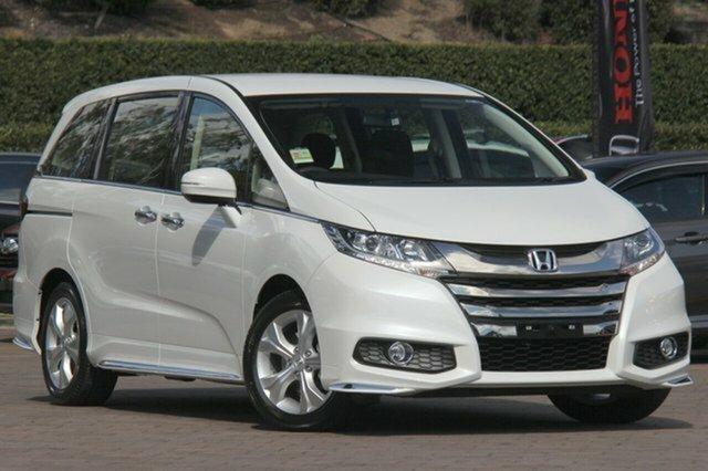 Discounted New Honda Odyssey VTi, Warwick Farm, 2018 Honda Odyssey VTi Wagon