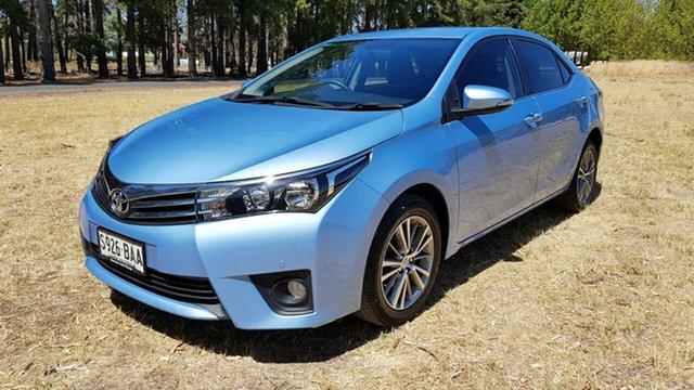 Used Toyota Corolla SX S-CVT, Tanunda, 2014 Toyota Corolla SX S-CVT Sedan