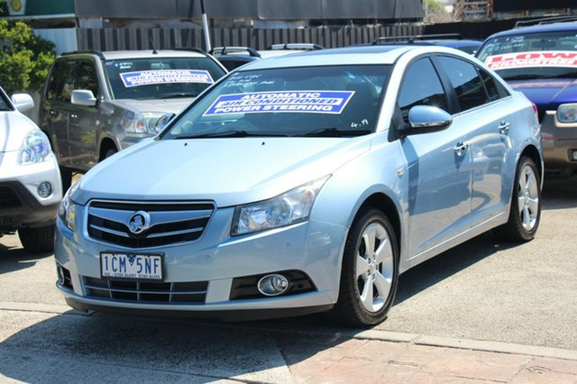 Discounted Used Holden Cruze CDX, Cheltenham, 2011 Holden Cruze CDX Sedan