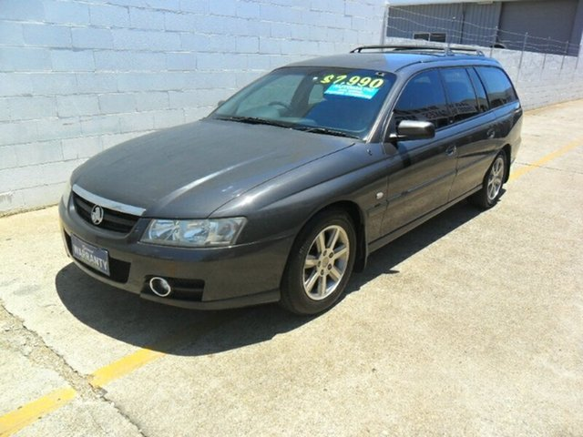 Used Holden Berlina, Redcliffe, 2007 Holden Berlina Wagon