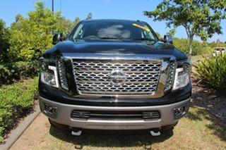 2017 Nissan Titan Platinum Reserve Crewcab.