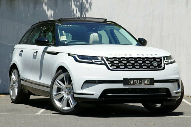 Discounted Demonstrator, Demo, Near New Land Rover Range Rover Velar D240 AWD HSE, Malvern, 2018 Land Rover Range Rover Velar D240 AWD HSE Wagon