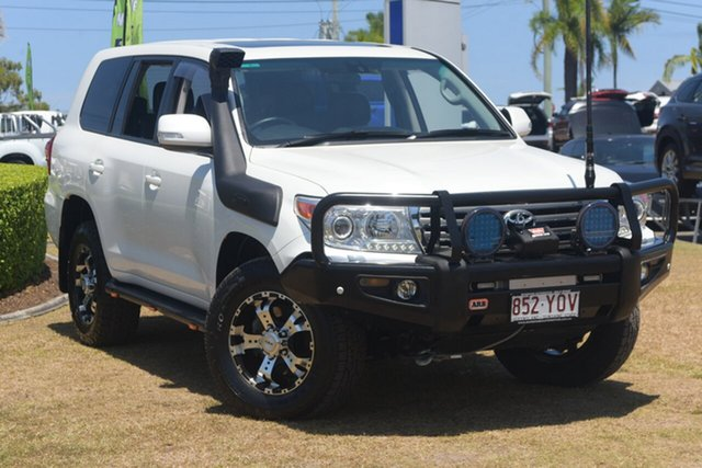 Discounted Used Toyota Landcruiser VX, Southport, 2015 Toyota Landcruiser VX SUV