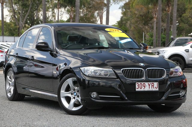 Used BMW 320i Lifestyle Steptronic, Beaudesert, 2010 BMW 320i Lifestyle Steptronic Sedan