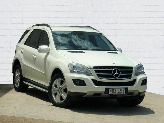 Used Mercedes-Benz ML280 CDI 4x4, Moorooka, 2009 Mercedes-Benz ML280 CDI 4x4 Wagon