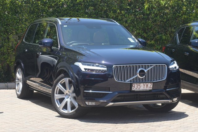 Demonstrator, Demo, Near New Volvo XC90 D5 Geartronic AWD Inscription, Narellan, 2018 Volvo XC90 D5 Geartronic AWD Inscription Wagon