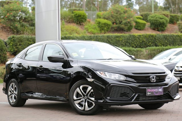 Discounted Demonstrator, Demo, Near New Honda Civic VTi, Southport, 2018 Honda Civic VTi Hatchback