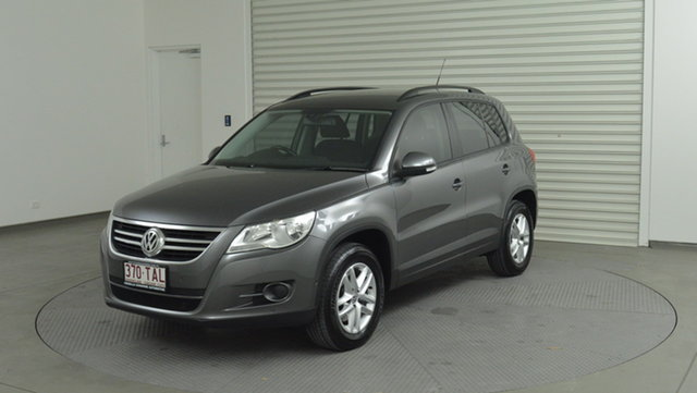 Used Volkswagen Tiguan 103TDI 4MOTION, Southport, 2011 Volkswagen Tiguan 103TDI 4MOTION Wagon
