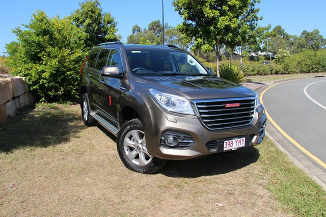 Discounted Demonstrator, Demo, Near New Haval H9 Ultra, North Lakes, 2018 Haval H9 Ultra Wagon
