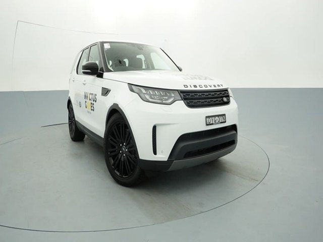Used Land Rover Discovery TD6 SE, Osborne Park, 2017 Land Rover Discovery TD6 SE Wagon