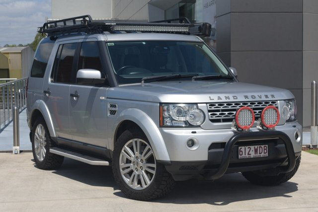 Used Land Rover Discovery 4 TDV6, Southport, 2013 Land Rover Discovery 4 TDV6 Wagon