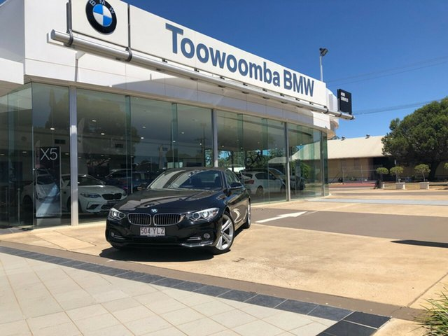 Used BMW 428i Luxury Line, Toowoomba, 2014 BMW 428i Luxury Line Coupe