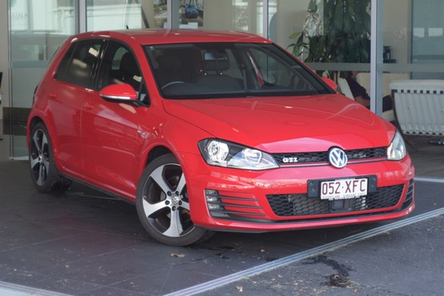 Used Volkswagen Golf GTI DSG, Southport, 2014 Volkswagen Golf GTI DSG Hatchback