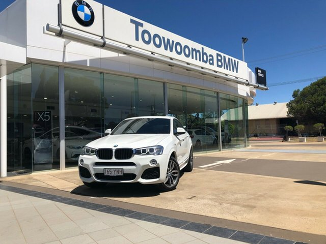 Used BMW X4 xDrive20d Coupe Steptronic, Toowoomba, 2014 BMW X4 xDrive20d Coupe Steptronic Wagon