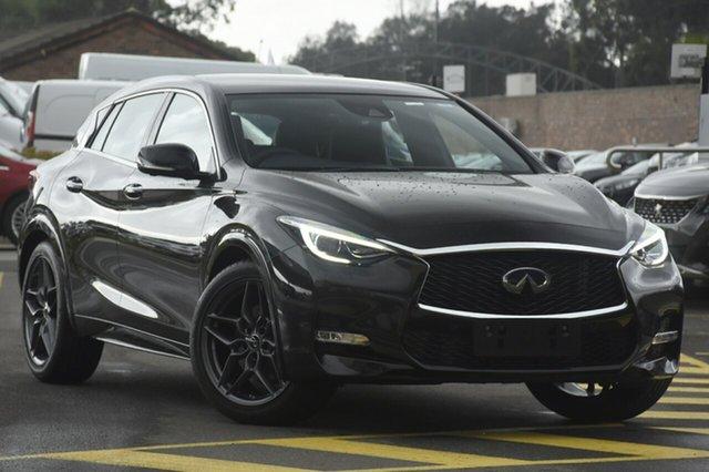 New Infiniti Q30 Sport Premium D-CT, Warwick Farm, 2018 Infiniti Q30 Sport Premium D-CT Wagon