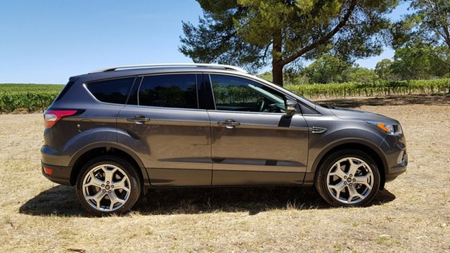 Used Ford Escape Titanium AWD, Tanunda, 2017 Ford Escape Titanium AWD Wagon