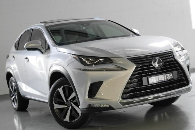Used Lexus NX NX300 AWD Sports Luxury, Warwick Farm, 2018 Lexus NX NX300 AWD Sports Luxury Wagon