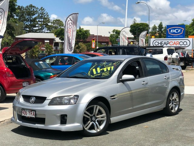 Used Holden Commodore SV6, Greenslopes, 2007 Holden Commodore SV6 Sedan