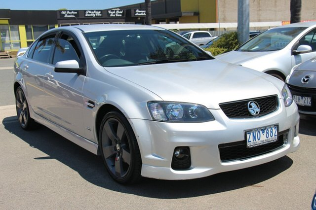 Used Holden Commodore SV6 Z Series, Cheltenham, 2012 Holden Commodore SV6 Z Series Sedan