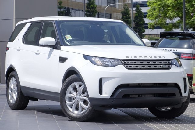 New Land Rover Discovery SD4 S, Newstead, 2018 Land Rover Discovery SD4 S Wagon