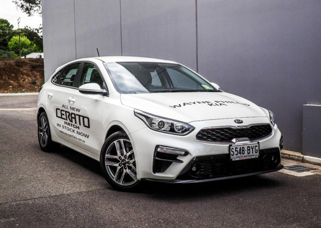 Demonstrator, Demo, Near New Kia Cerato Sport+, Reynella, 2018 Kia Cerato Sport+ Hatchback