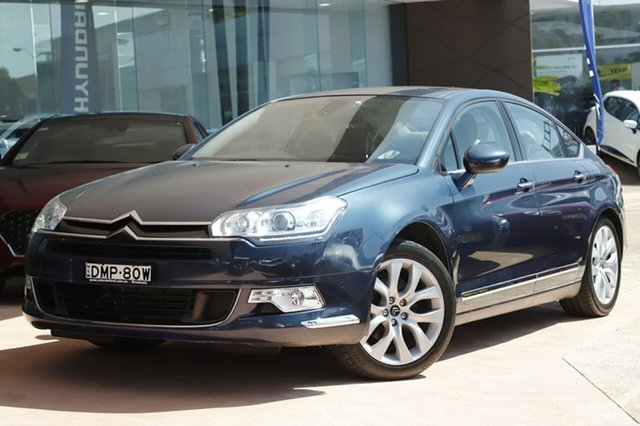 Used Citroen C5 Exclusive 1.6T, Brookvale, 2012 Citroen C5 Exclusive 1.6T Sedan