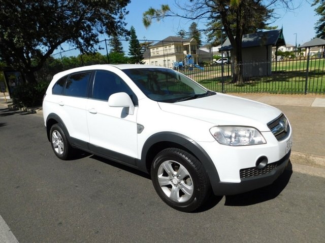 Used Holden Captiva CX AWD, Somerton Park, 2010 Holden Captiva CX AWD Wagon