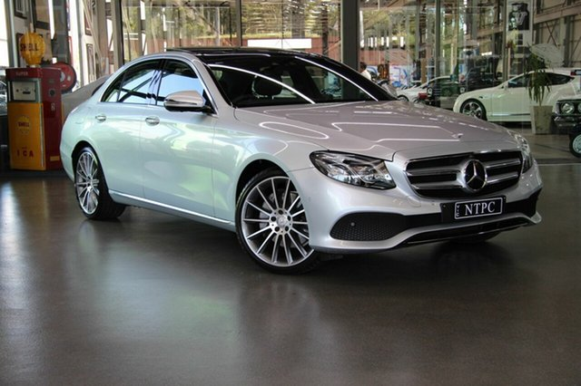 Used Mercedes-Benz E350 d 9G-TRONIC PLUS, North Melbourne, 2016 Mercedes-Benz E350 d 9G-TRONIC PLUS Sedan