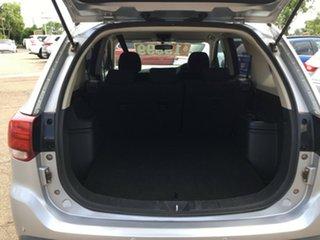 2016 Mitsubishi Outlander LS (4x4) Wagon.