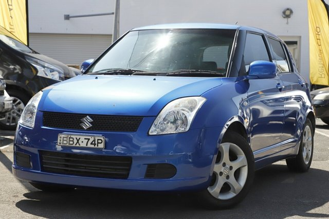 Used Suzuki Swift, Brookvale, 2006 Suzuki Swift Hatchback