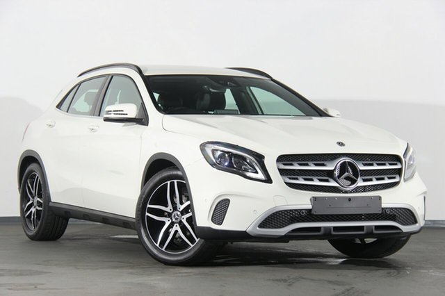 Used Mercedes-Benz GLA180 DCT, Campbelltown, 2017 Mercedes-Benz GLA180 DCT SUV