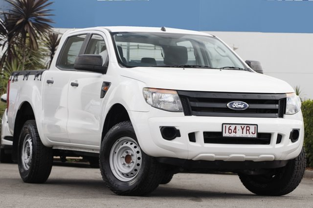 Used Ford Ranger XL Double Cab 4x2 Hi-Rider, Bowen Hills, 2014 Ford Ranger XL Double Cab 4x2 Hi-Rider Utility