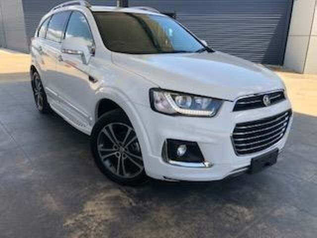 Used Holden Captiva 7 LTZ (AWD), Wangaratta, 2017 Holden Captiva 7 LTZ (AWD) Wagon