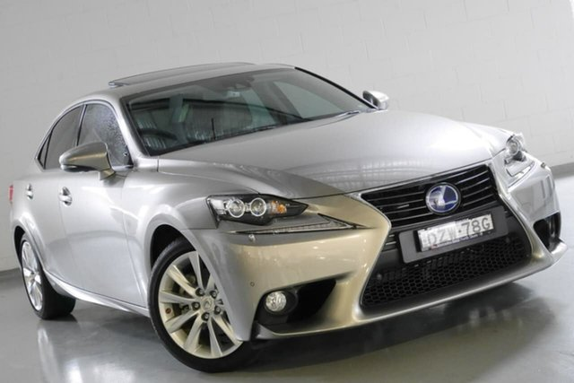 Used Lexus IS300H Luxury, Southport, 2013 Lexus IS300H Luxury Sedan