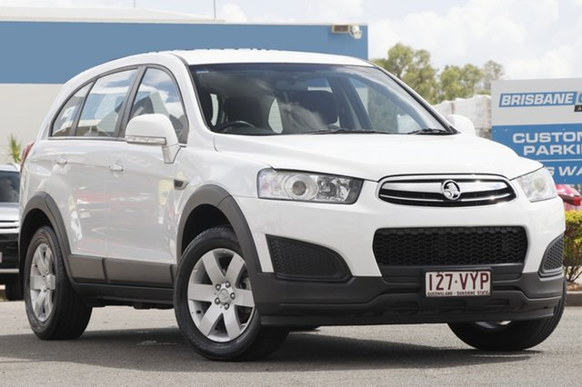 Used Holden Captiva 7 LS, Toowong, 2015 Holden Captiva 7 LS Wagon
