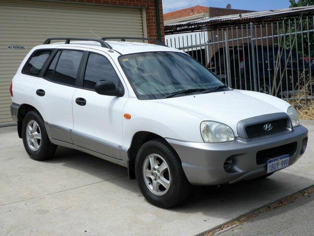 Used Hyundai Santa Fe GL, Mount Lawley, 2001 Hyundai Santa Fe GL Wagon