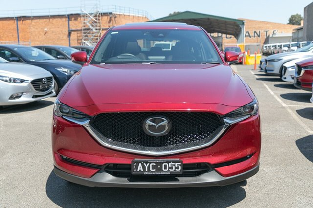 Demonstrator, Demo, Near New Mazda CX-5 Akera (4x4), Mulgrave, 2018 Mazda CX-5 Akera (4x4) MY19 (KF Series 2) Wagon