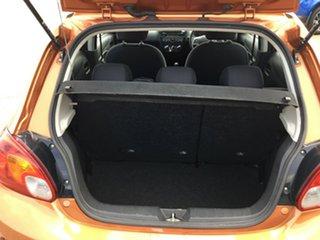 2016 Mitsubishi Mirage ES Hatchback.