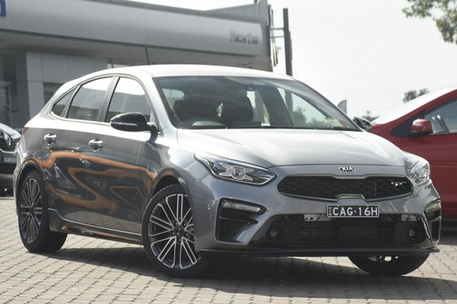 Demonstrator, Demo, Near New Kia Cerato GT DCT, Southport, 2019 Kia Cerato GT DCT Hatchback