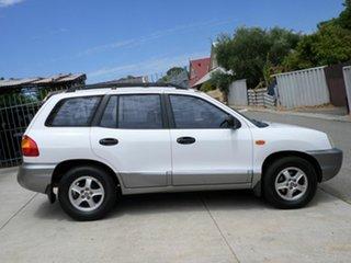 2001 Hyundai Santa Fe GL Wagon.