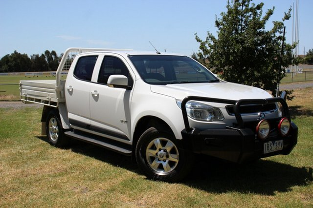 Used Holden Colorado LT Crew Cab, Officer, 2014 Holden Colorado LT Crew Cab Utility