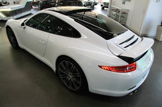 2015 Porsche 911 Carrera Black Edition PDK Coupe.