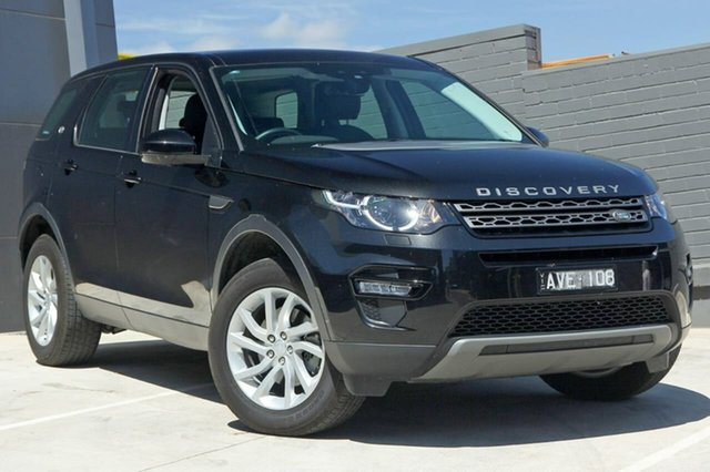Demonstrator, Demo, Near New Land Rover Discovery Sport TD4 132kW SE, Doncaster, 2018 Land Rover Discovery Sport TD4 132kW SE Wagon