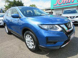 Used Nissan X-Trail ST X-tronic 2WD, Mount Gravatt, 2018 Nissan X-Trail ST X-tronic 2WD T32 Series II Wagon