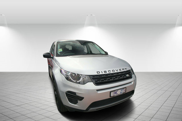 Demonstrator, Demo, Near New Land Rover Discovery Sport Si4 177kW SE, Gardenvale, 2017 Land Rover Discovery Sport Si4 177kW SE Wagon