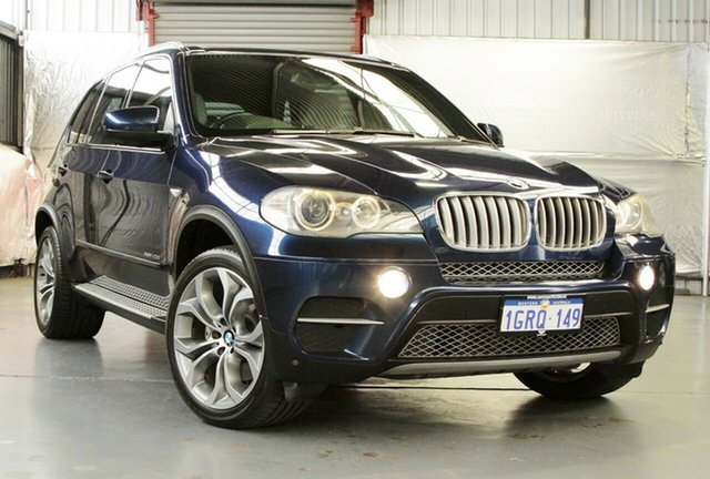 Used BMW X5 xDrive40d Steptronic Sport, Myaree, 2011 BMW X5 xDrive40d Steptronic Sport Wagon