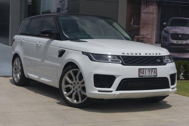 Demonstrator, Demo, Near New Land Rover Range Rover Sport, Southport, 2018 Land Rover Range Rover Sport Wagon