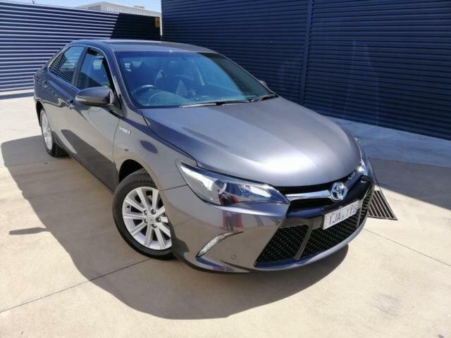 Used Toyota Camry Atara S Hybrid, Wangaratta, 2017 Toyota Camry Atara S Hybrid Sedan