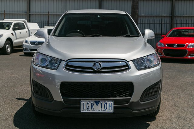 Used Holden Captiva 7 LS (FWD), Oakleigh, 2015 Holden Captiva 7 LS (FWD) CG MY15 Wagon